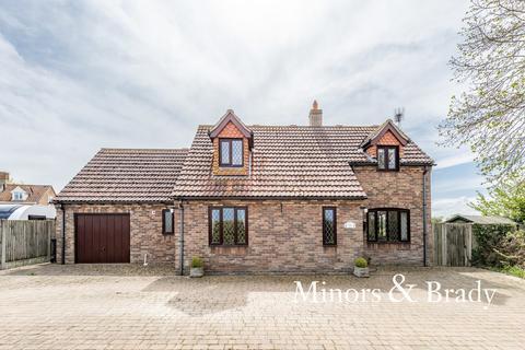 3 bedroom detached house for sale - Marsh Road, Potter Heigham