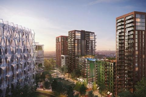 2 bedroom apartment for sale - Embassy Gardens