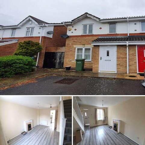 2 bedroom terraced house to rent - Waldstock Road, Central Thamesmead, London SE28