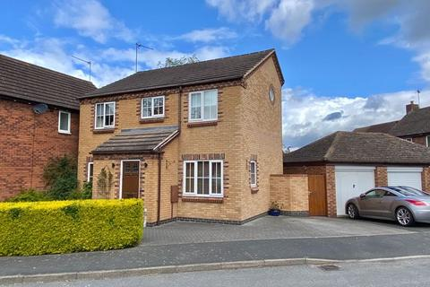 4 bedroom detached house for sale - Abbeyfields Drive, Studley