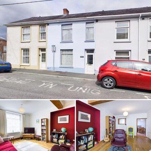 3 bedroom terraced house for sale - St. Davids Street, Carmarthen