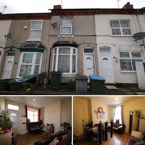2 bedroom terraced house for sale - Florence Road, West Bromwich