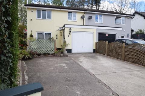 3 bedroom semi-detached house for sale - Brook Street, Cwmbran