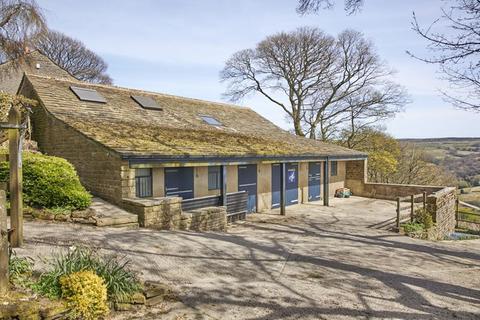 4 bedroom barn conversion for sale - Upper Woodhead Barn, Krumlin, HX4 0EH