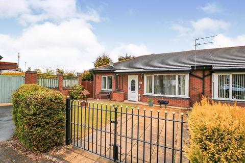 2 bedroom semi-detached bungalow for sale - 15 St Oswalds Court, Hull