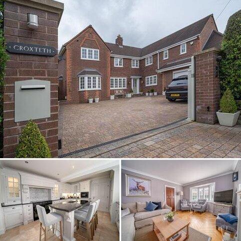 4 bedroom detached house for sale - Birchall Lane, Leek