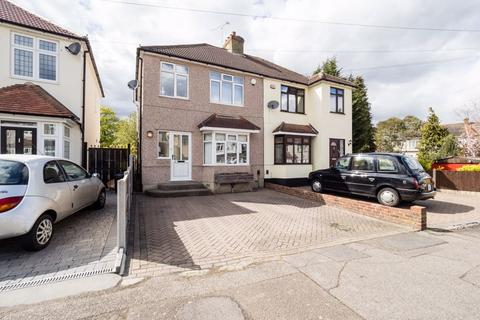 3 bedroom semi-detached house for sale - Kinfauns Avenue, Hornchurch