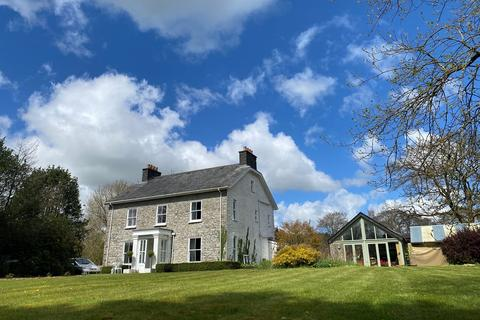 Smallholding for sale - Llangybi, Lampeter, SA48