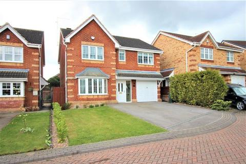 4 bedroom detached house to rent - Grange Farm Drive, Aston, Sheffield, S26 2GY