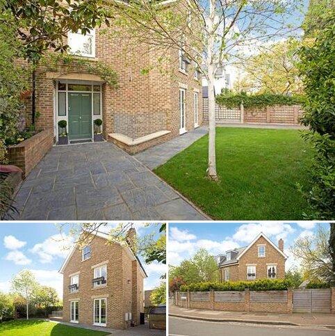 5 bedroom semi-detached house for sale - Melrose Road, Putney, London, SW18