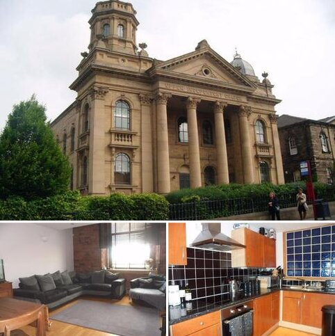 1 bedroom flat to rent - High Street, Heckmondwike, West Yorkshire