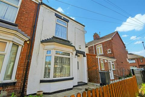 2 bedroom end of terrace house for sale - Middleburg Street, Hull