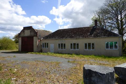 Plot for sale - Tenby Road, St. Clears, Carmarthen