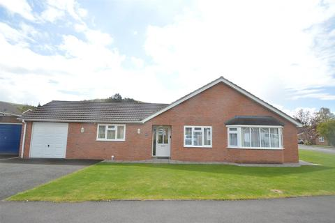 3 bedroom detached bungalow for sale - 58a Stretton Farm Road, Church Stretton, SY6 6DX