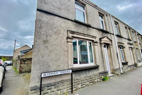 3 bedroom end of terrace house for sale - Blodwen Terrace, Penclawdd, Swansea