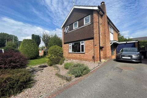 4 bedroom detached house for sale - Grasmere, Macclesfield