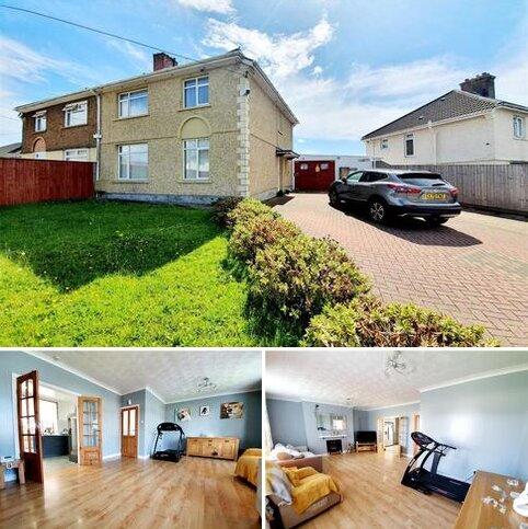 3 bedroom semi-detached house for sale - Bryncelin Road, Gorseinon, Swansea