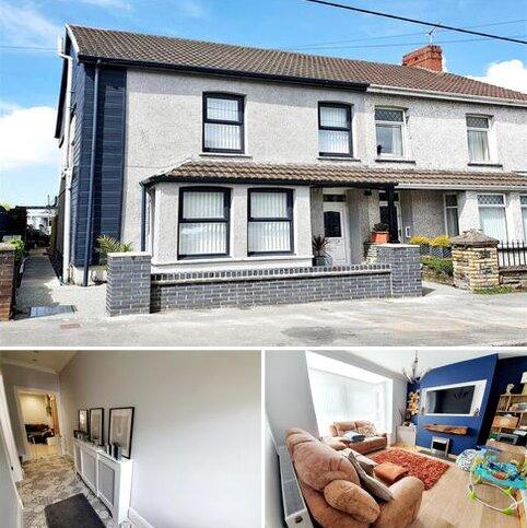 3 bedroom semi-detached house for sale - Danybryn Road, Gorseinon, Swansea
