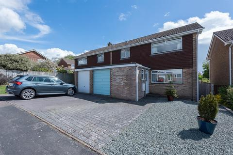 3 bedroom semi-detached house for sale - Borman Way, South Wonston, Winchester