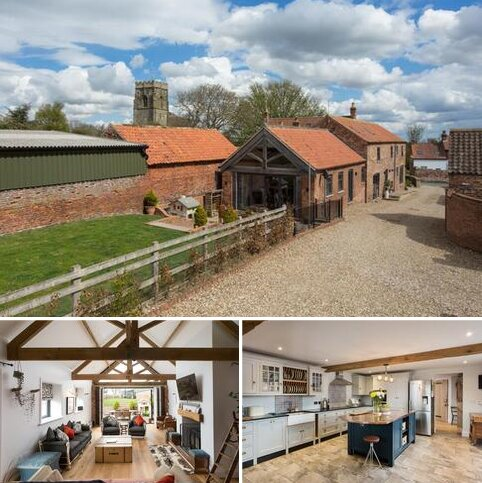 4 bedroom house for sale - Fold Yard Barn. The Green, Lund, Driffield