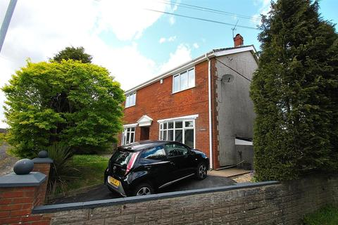 4 bedroom detached house for sale - Heol Ddu, Tirdeunaw, Swansea