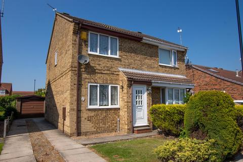 2 bedroom semi-detached house to rent - Geldof Road, Huntington, York, YO32 9JT