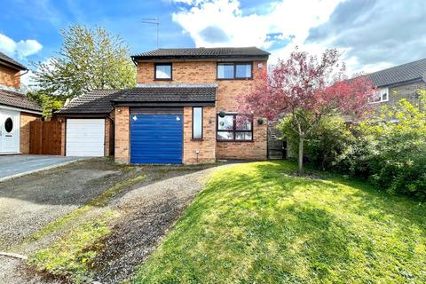 3 bedroom detached house for sale - Peace Close, Roselands, Northampton, NN4