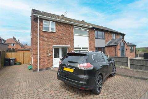 4 bedroom semi-detached house for sale - Cromwell Crescent, Lambley, Nottingham