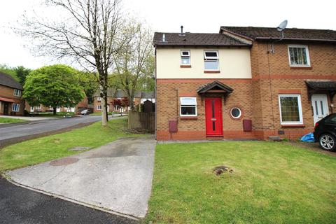 2 bedroom end of terrace house for sale - St. Michaels Way, Brackla, Bridgend