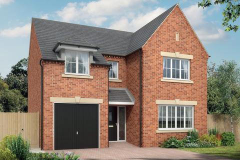 4 bedroom detached house for sale - Plot 277, The Acacia at Wolds View, Bridlington Road, Driffield YO25