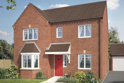 4 bedroom detached house for sale - Plot 268, The Bentley at Barley Fields, Land Off Ashby Road, Tamworth B79