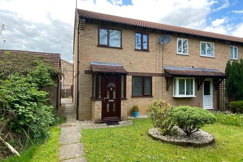 3 bedroom end of terrace house for sale - Aquitaine Close, Duston, Northampton NN5 6EP