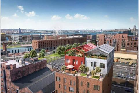 2 bedroom apartment for sale - Kitchen Street, Liverpool