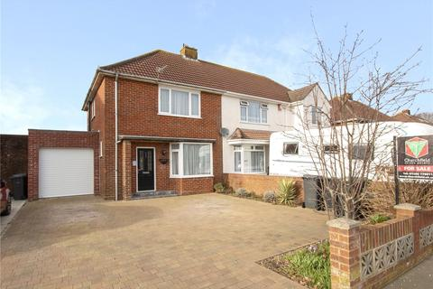 2 bedroom semi-detached house for sale - Jewell Road, Townsend, Bournemouth, Dorset, BH8