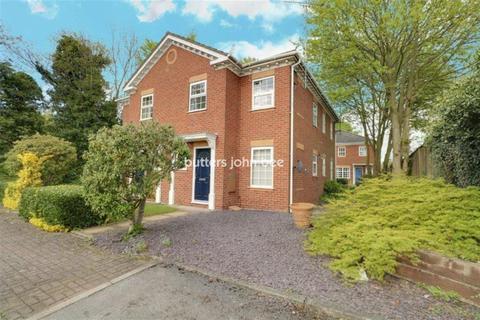 1 bedroom semi-detached house to rent - Rowan Close, Alsager