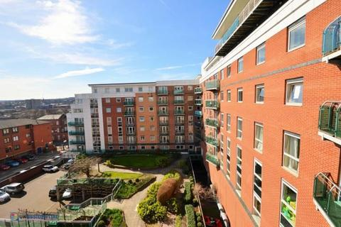 2 bedroom apartment to rent - ROYAL PLAZA, WESTFIELD TERRACE, SHEFFIELD, S1 4GG