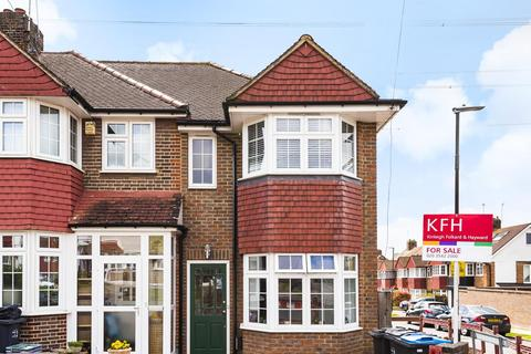 2 bedroom end of terrace house for sale - Lynmouth Avenue, Morden