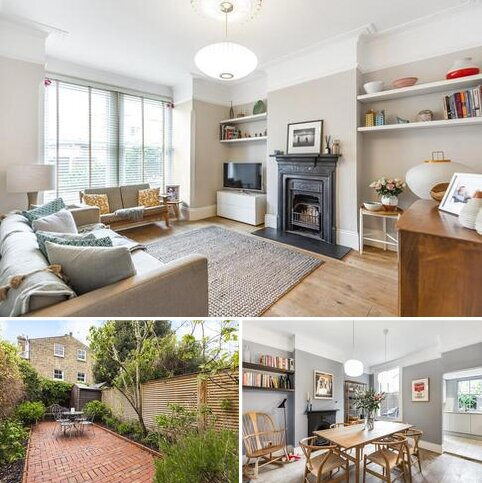 3 bedroom terraced house for sale - Tintagel Crescent, East Dulwich