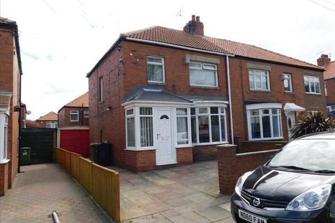 3 bedroom semi-detached house for sale - CORONATION AVENUE, RYHOPE, Sunderland South, SR2 0HD