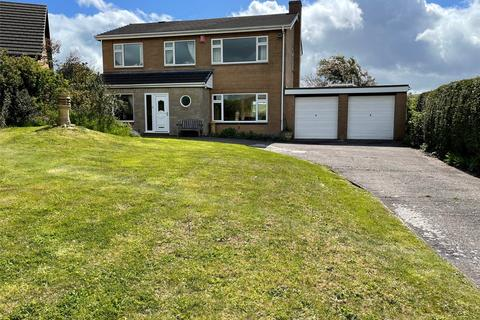 4 bedroom detached house for sale - Churchill Drive, Newtown, Powys, SY16