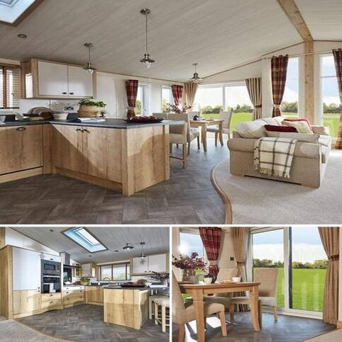 2 bedroom holiday lodge for sale - Lowgate, Northumberland NE46