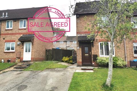 2 bedroom end of terrace house for sale - BRYNAMLWG, NORTH CORNELLY, BRIDGEND CF33