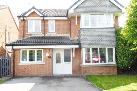 4 bedroom detached house for sale - Hall Cross Avenue, Wombwell S73