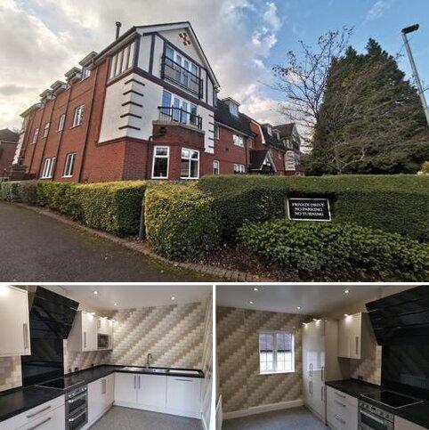 2 bedroom flat for sale - Burnett Road, Four Oaks, Sutton Coldfield, B74
