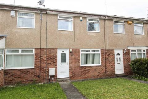 3 bedroom terraced house for sale - Hexham Avenue, Eastfield Glade, Cramlington