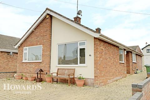 4 bedroom detached bungalow for sale - Conrad Close, Lowestoft