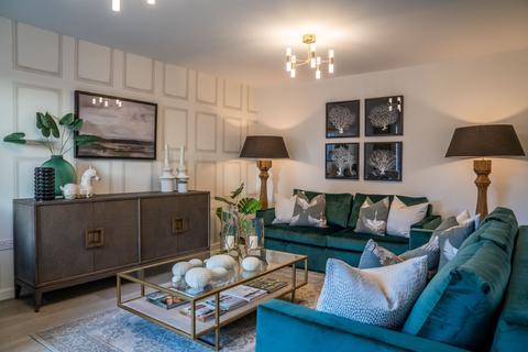 4 bedroom link detached house for sale - Plot 145, The Stirling at Kings Oak Park, Ulcombe Road, Headcorn, Kent TN27
