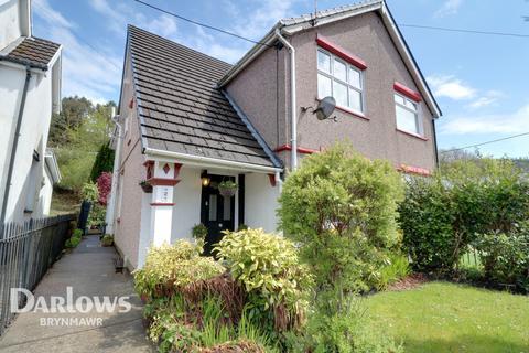 3 bedroom semi-detached house for sale - Aden Villas, Tredegar