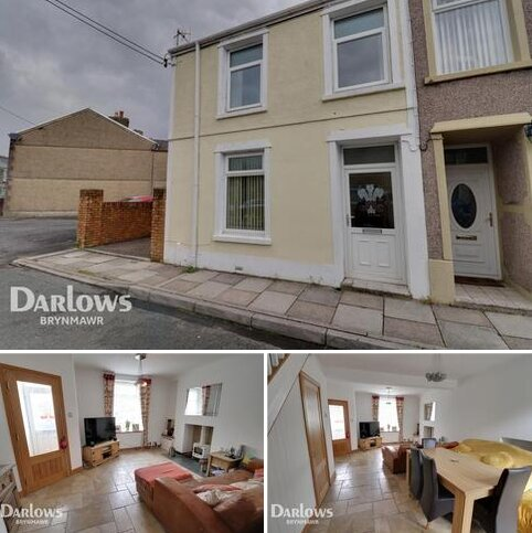 2 bedroom end of terrace house for sale - James Street, Tredegar