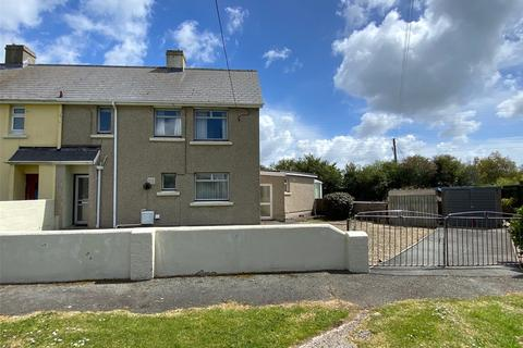 3 bedroom semi-detached house for sale - Alban Crescent, Waterston, Milford Haven, Pembrokeshire, SA73